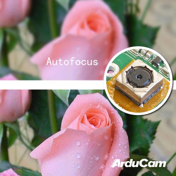 Arducam imx219 autofocus camera B0292 7