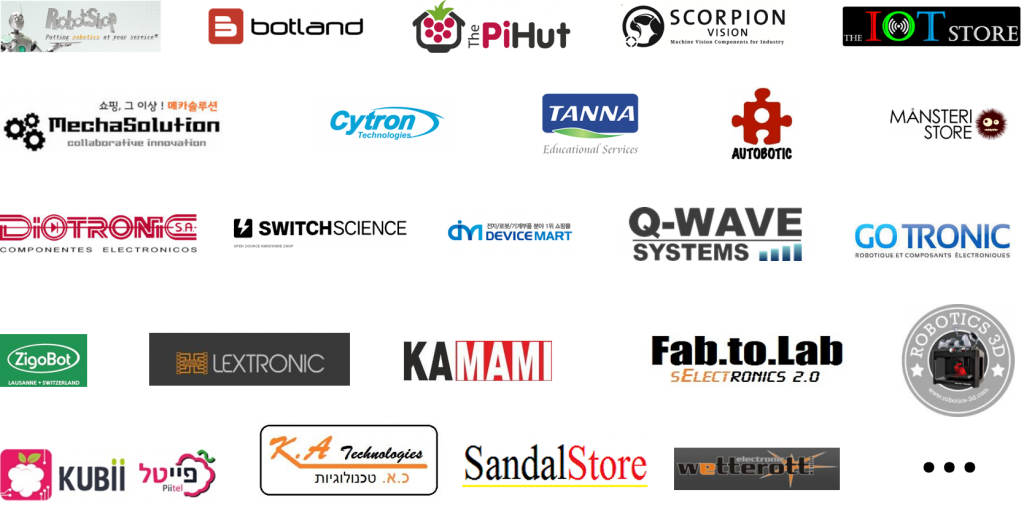 arducam sales partners and counting