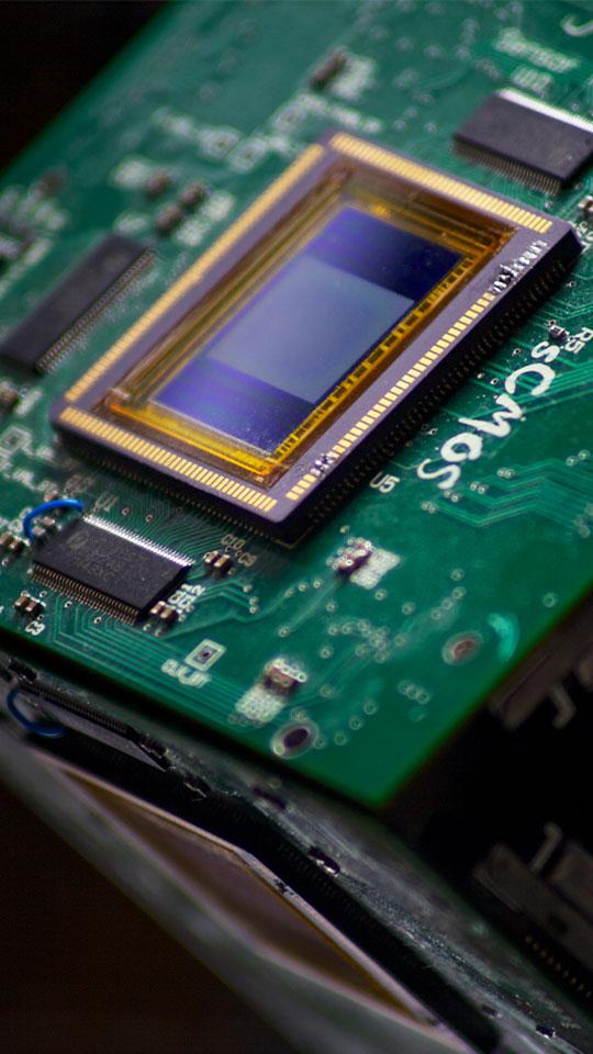 solution for image sensor