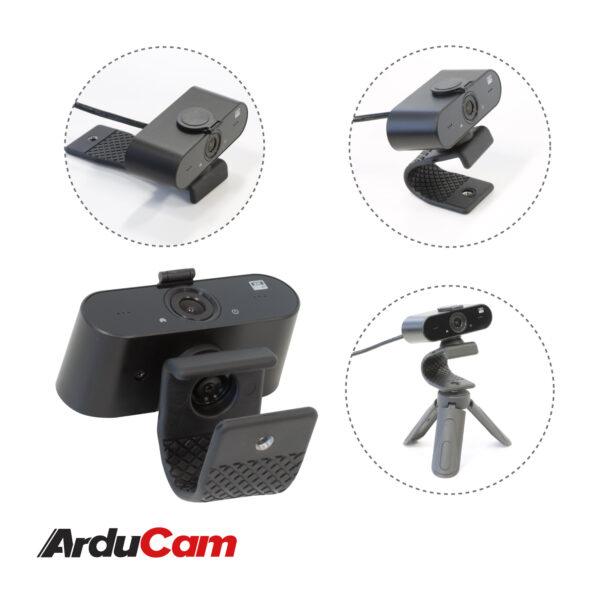 B0294 arducam webcam microphone stand
