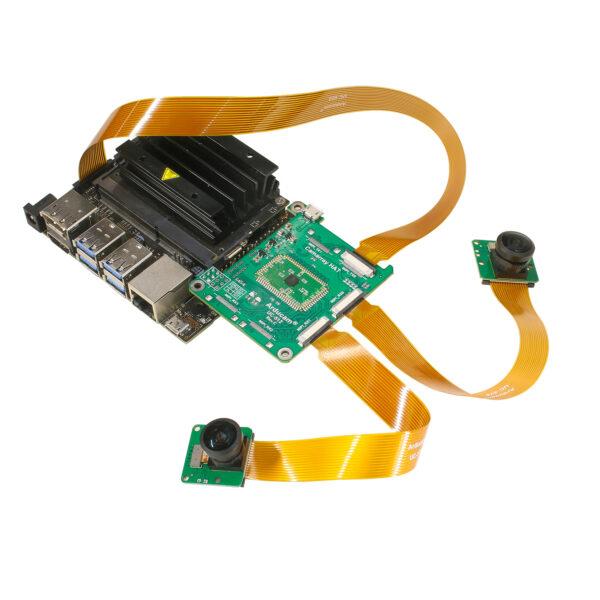 Arducam 8MP IM219 Synchronized Stereo Camera Bundle Kit B0298N 1
