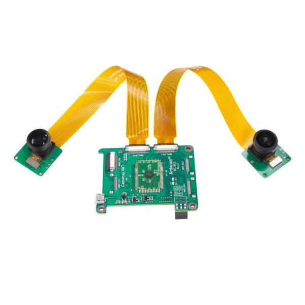 Arducam 8MP IM219 Synchronized Stereo Camera Bundle Kit B0298N 3