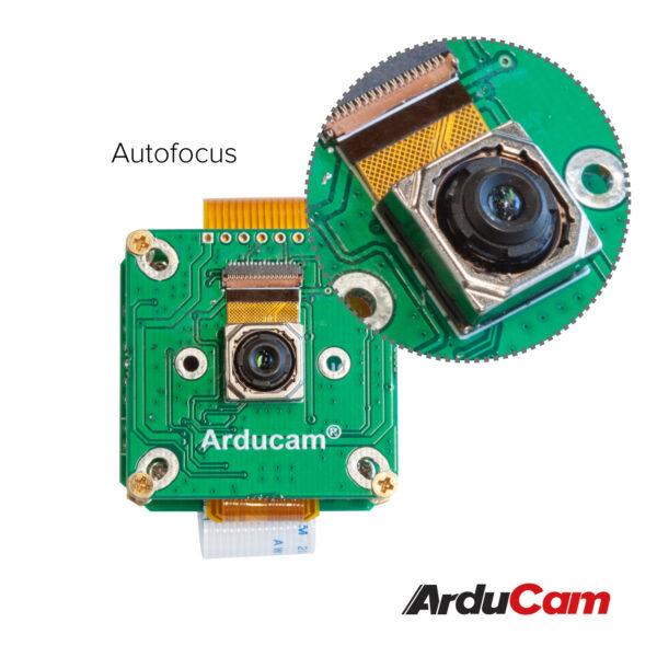 21mp imx230 pivariety camera for raspberry pi 4