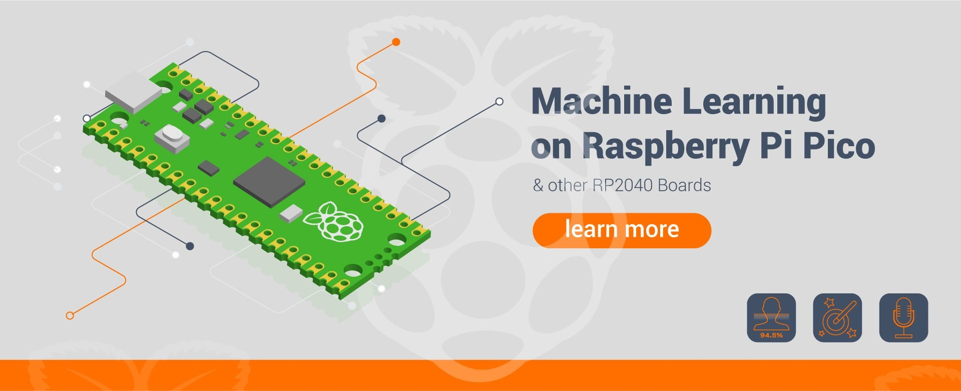 raspberry pi pico machine learning