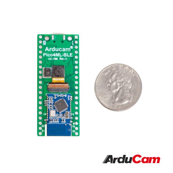 Arducam Pico4ML TinyML Dev Kit B0330 3