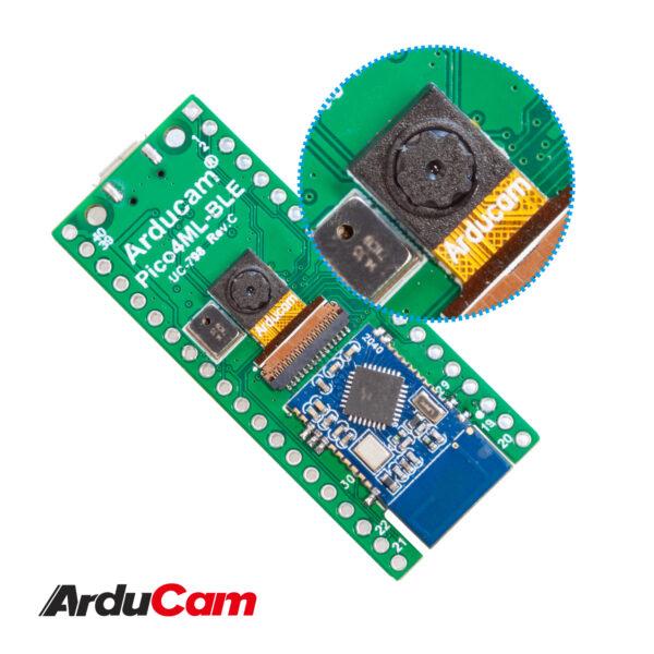 Arducam Pico4ML TinyML Dev Kit B0330 6
