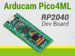 Arducam Pico4ML is for all