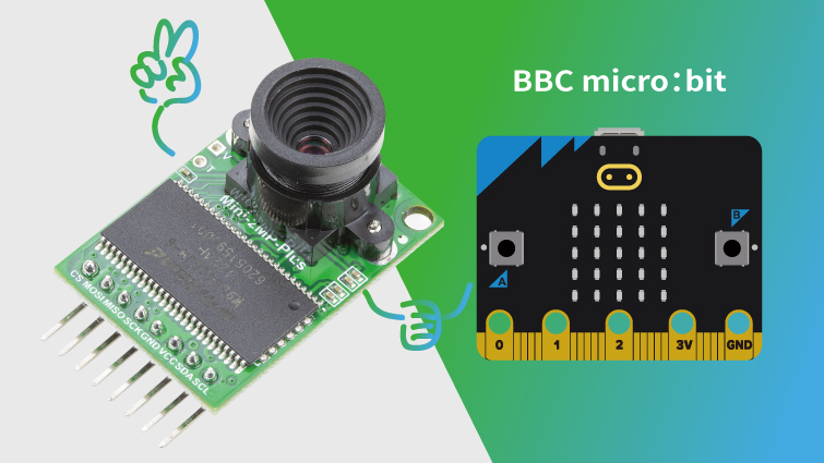 arducam mini 2MP ov2640 now can be used as a microbit camera