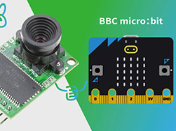arducam mini now can be used as a microbit camera