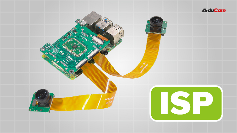 first raspberry pi stereo camera with ISP tuning