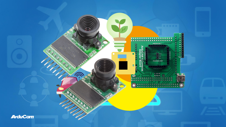 more machine vision applications for stm32 development boards