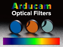 optical filters for mono multi or hyper spectral imaging applications