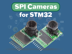 spi camera series for stm32