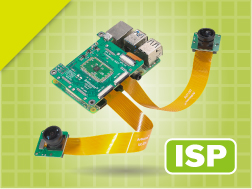 stereoscopic camera with ISP tuning