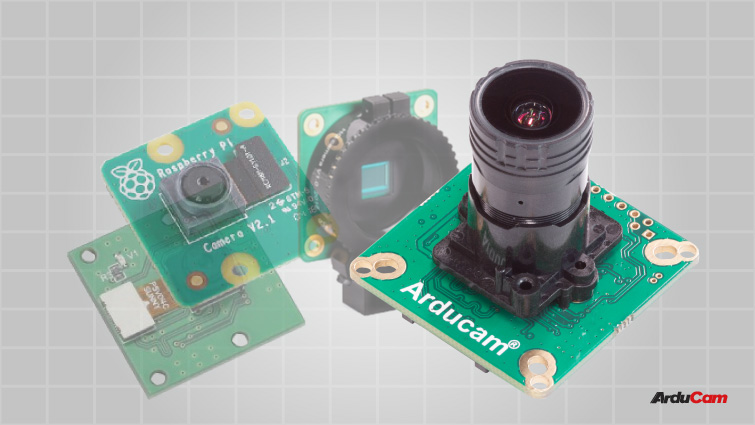 ultra low light camera module that supports Raspberry Pi ISP tuning