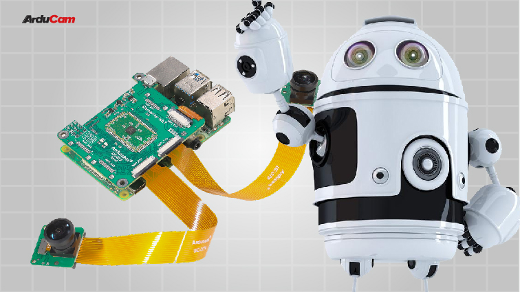 utilizing the raspberry pi stereo camera for robotic vision