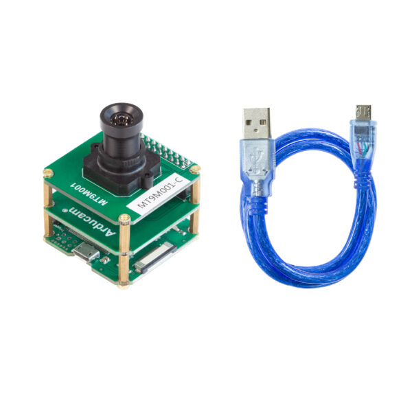 Arducam MT9M001 C USB2 USB Kit EK014 1
