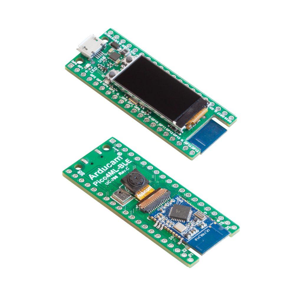 Arducam Pico4ML TinyML Dev Kit B0330 2 f