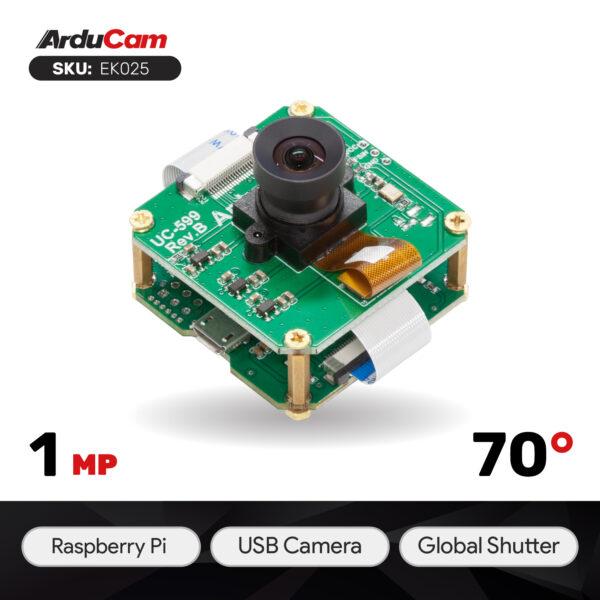 Arducam OV9281 1MP Global Shutter USB Camera Evaluation Kit EK025 1