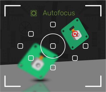 autofocus camera series 2