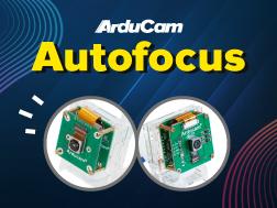 autofocus cameras for Raspberry pi