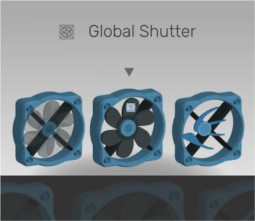 global shutter camera solutions 2