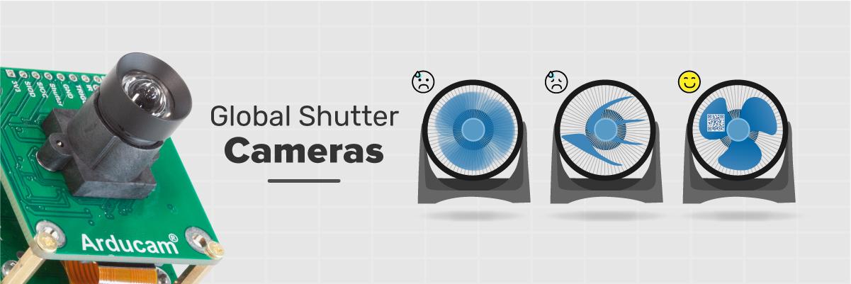 pivariety global shutter