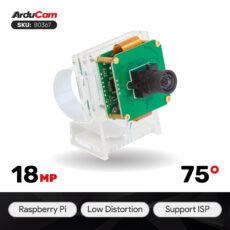 18MP AR1820HS camera module for Raspberry Pi Pivariety Arducam 2
