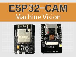 esp32 cam for machine vision