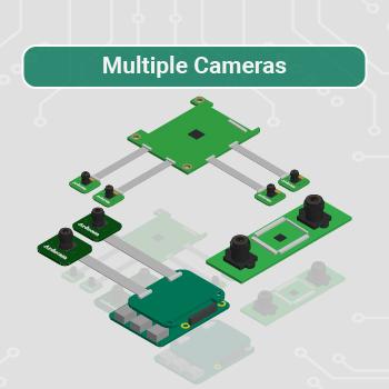multiple raspberry pi camera