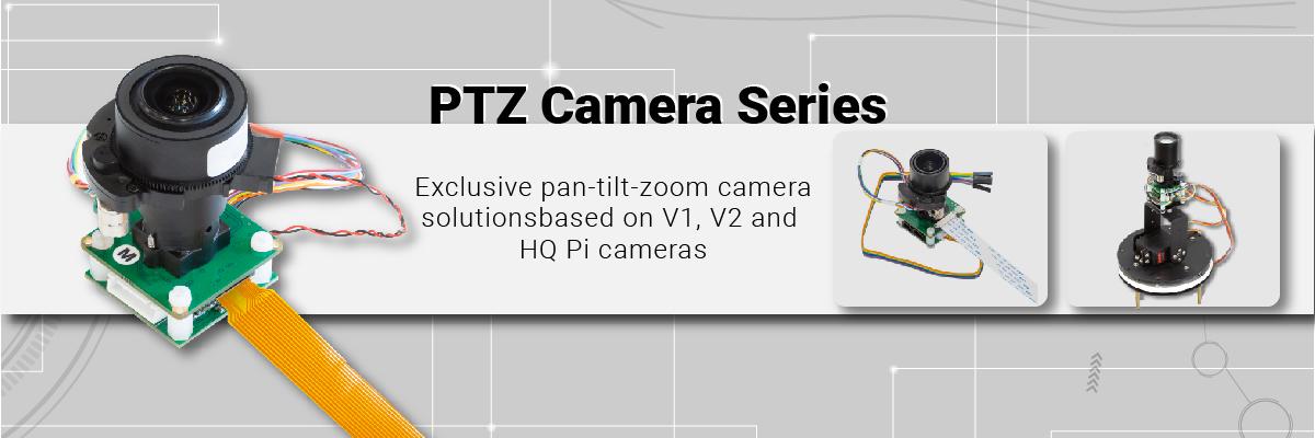 pan tilt zoom cameras based on pi cameras 1