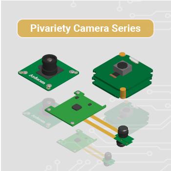 pivariety ISP tuning ready cameras