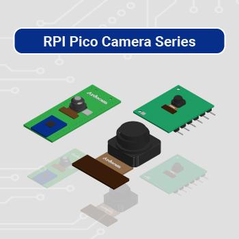 rpi pico cameras