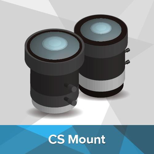 CS Mount lens solutions