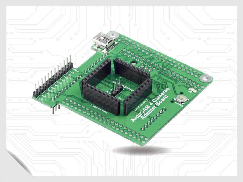 Camera Multiplexer for esp32 and esp8266
