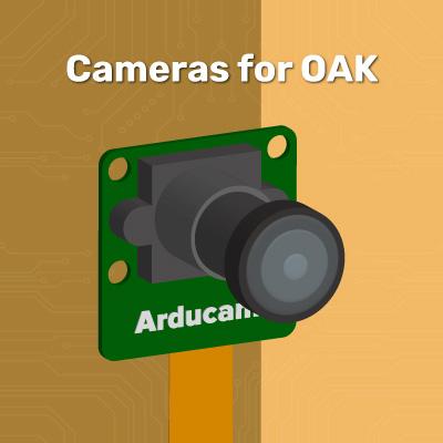 Cameras for OAK