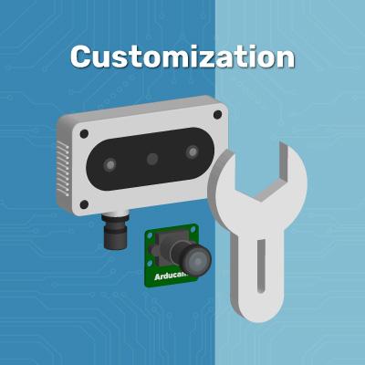 Customization for opencv ai kit