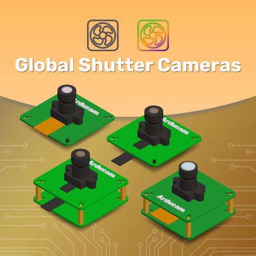 Global Shutter Cameras