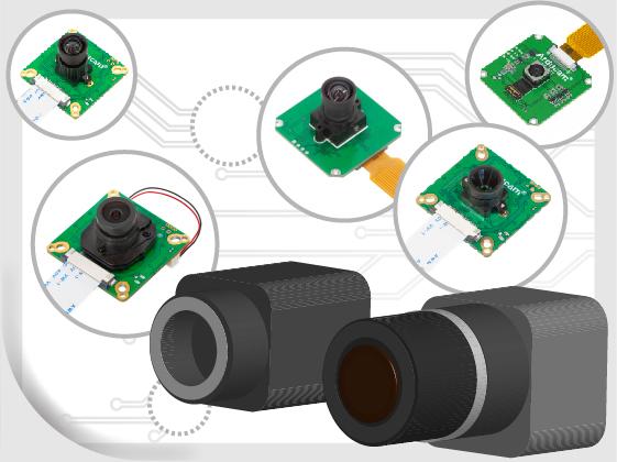 Industrial Board Camera Series