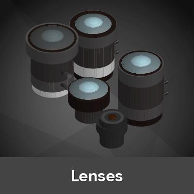 Lenses for stm32 cameras