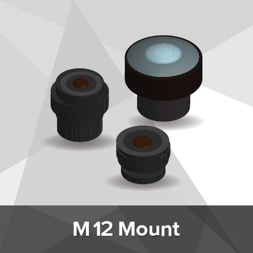 M12 Mount lens solutions