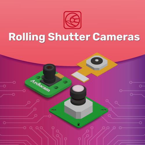 Rolling Shutter Cameras