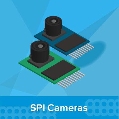 SPI Cameras for STM32 1