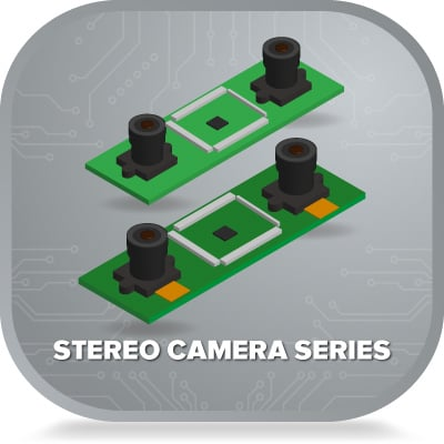 Stereo Camera Series for embedded hardware 1