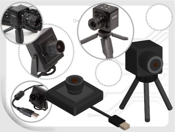 USB Camera Series UVC Compliant