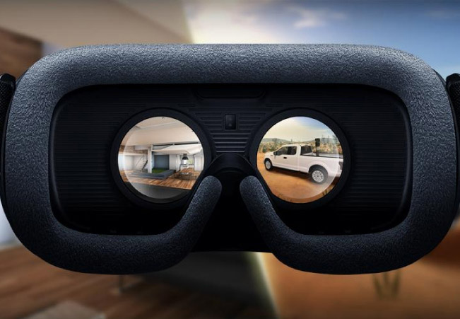 Virtual Reality with multiple cameras