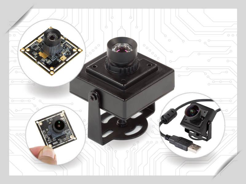 board level uvc cameras