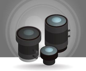 m12 c and cs mount lenses