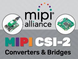 mipi csi 2 converters