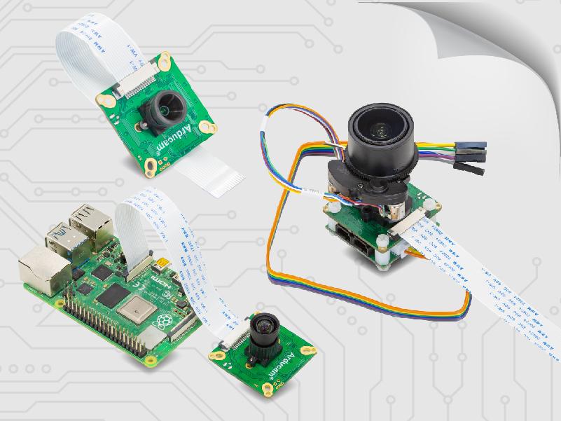 rolling shutter industrial cameras for pi